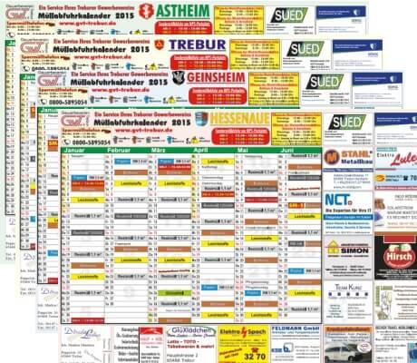 Müllabfuhrkalender